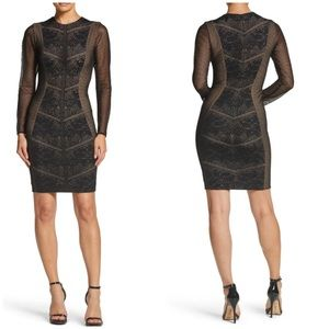 Dress The Population Sloane Body-Con Dress
